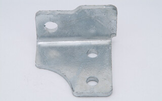 Gas strut bracket